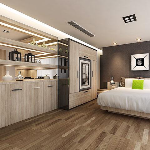 别墅装修 | 木地板保养方法