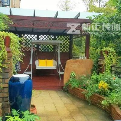 广州装饰公司告诉您庭院设计的实用技巧