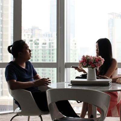 搜房访谈|广州装修公司新正装饰:一个男人的设计野心