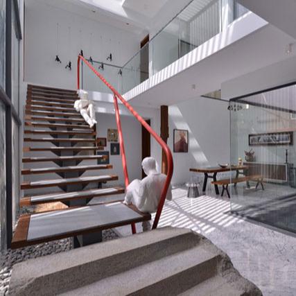 豪宅别墅装修 | 复式住宅楼怎么装修