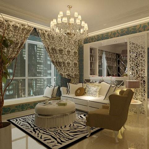 豪宅设计--改良版古典欧式