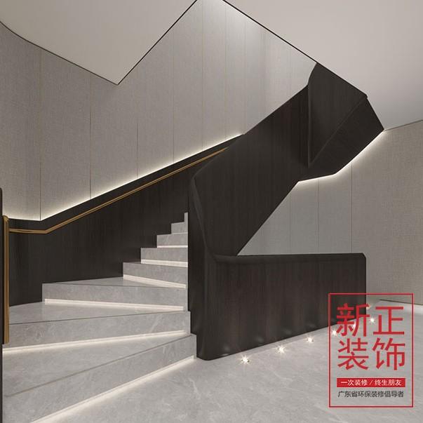 广州别墅装修新正公司越来越受大家的追捧