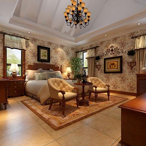 豪宅别墅装修设计公司 | 高雅美式风格