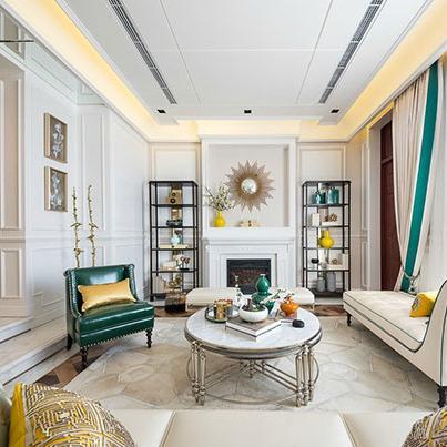 个性:简约法式别墅装修风格