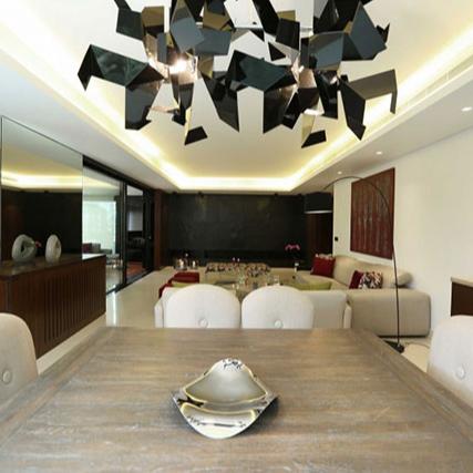 广州别墅装修 | 软装配饰的三个小技巧
